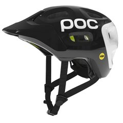 Велошлем POC - Trabec Race MIPS Black/White, р.M/L (PC 105029101M-L1)