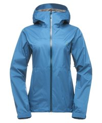 Куртка женская Black Diamond W Stormline Stretch Rain Shell Aegean, р.M (BD M697.423-M)