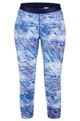 Капри женские Marmot - Wm's Pump Up Capri Deep Dusk Jet Stream, M (MRT 59840.8654-M)