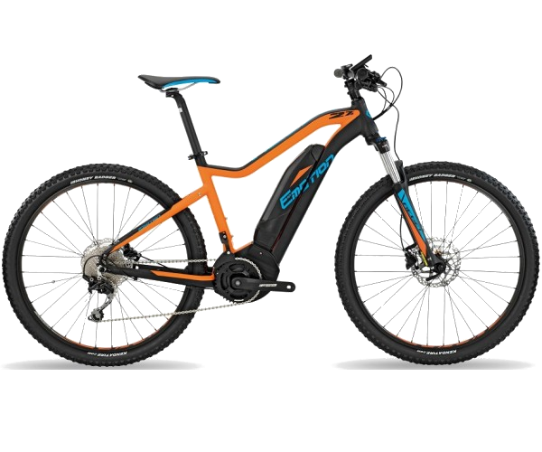 "Электровелосипед BH - Rebel 27.5"" Lite 2018 Orange, р.L (BH EY608.J17-L)"