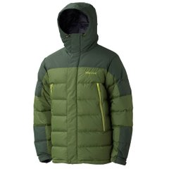Куртка мужская Marmot Mountain Down Jacket, Greenland/Midnight Forest, р.XL (MRT 71640.4351-XL)