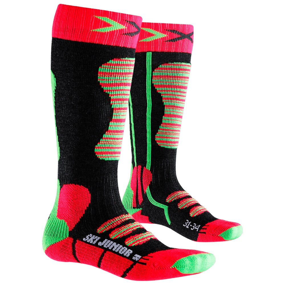 Носки X-Socks - Ski Junior 24-26 (X100097.R281-24-26)