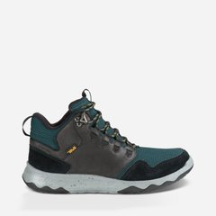 Кроссовки мужские Teva - Arrowood Mid WP M's Black/Deep Teal 43 (TVA 8854.520-10)