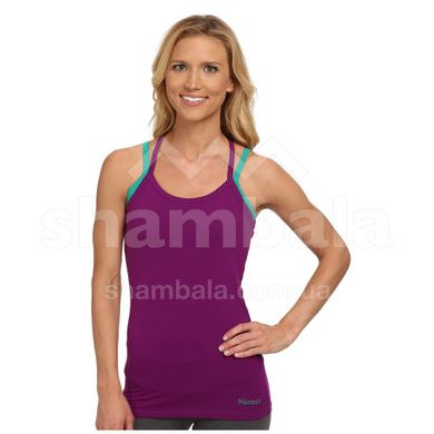 Майка женская Marmot - Wm's Erin Tank Atomic Blue / Green Envy, L (MRT 66760.2911-L)