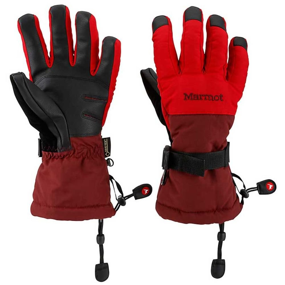 Перчатки мужские Marmot - Granlibakken Glove Team Red / Port, S (MRT 14200.6935-S)