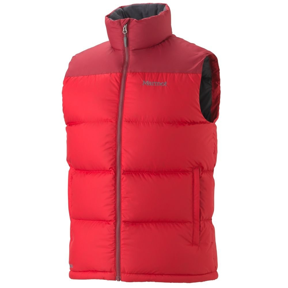 Жилет мужской Marmot - Guides Down Vest Team Red / Brick, S (MRT 72550.6282-S)