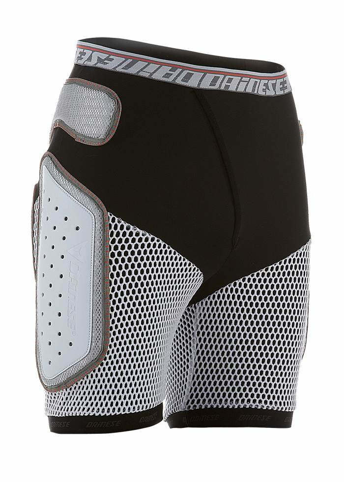 Шорты защитные Dainese - Action Short Bianco/Hero, р.XL (DNS 4879761.601-XL)