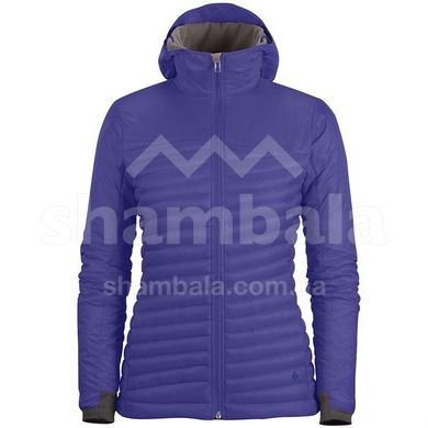 Куртка женская Black Diamond - W Hot Forge Hybrid Hoody Amethyst, р.XS (BD N8II.550-XS)