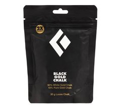 Магнезия Black Diamond - Black Gold 30g Loose Chalk, 30 г (BD 550481.0000)