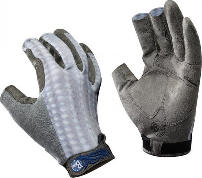 Перчатки Buff - Pro Series Fighting Work Ii Gloves, Gray Scale (BU 108448.00)