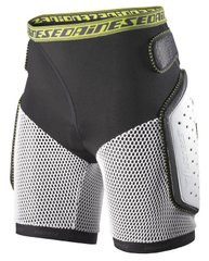 Шорты защитные Dainese - Action Short Evo Black/White, р.M (DNS 4879880.622-M)
