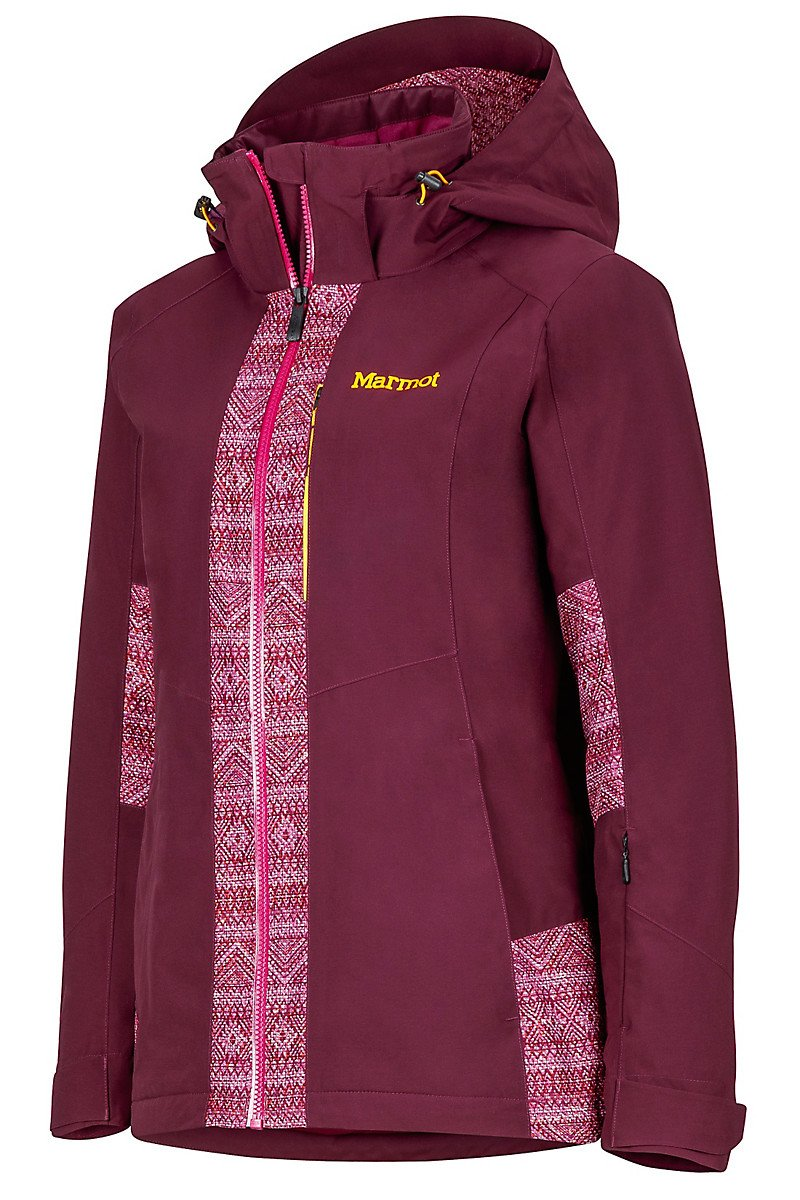 Куртка женская Marmot - Wm's Catwalk Jacket Dark Purple / Magenta Chile, XS (MRT 76940.6848-XS)