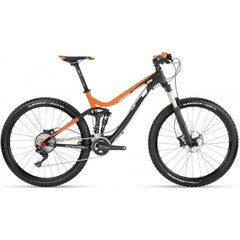 Велосипед горный BH Lynx 4.8 Alu 20V SLX RS Recon Black/Red, р.M (BH DA377.R39-M)