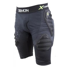 Защитные шорты Demon - Flex-Force X Connect Short D3O, Black, р.M (DMN DS1623b-M)
