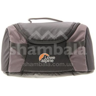 Косметичка Lowe Alpine - TT Wash Bag Phantom Black/Graphite (LA FAC-11-089-U)