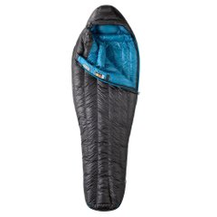 Спальный мешок Marmot - Plasma 15 Long Slate Grey / Atomic Blue, Left Zip (MRT 22330.1468-LZ)