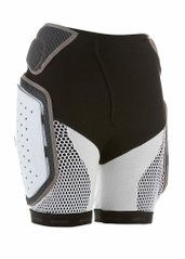 Шорты защитные Dainese - Action Short Protection Bianco/Hero, р.XL (DNS 4879762.601-XL)