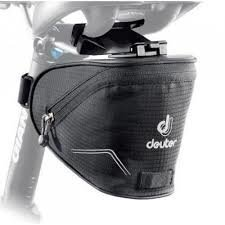 Велосумка Deuter - Bike Bag Click II, black (3291117 7000)