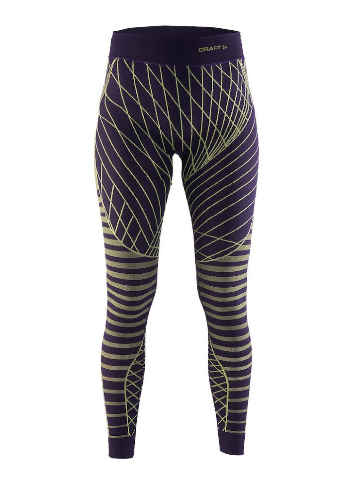 Термоштаны женские Craft - Active Intensity Pants Rich/Go, p.XL (CRFT 1905336.751603-XL)