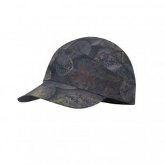 Кепка Buff - Camino Pack Trek Cap, The Way Graphite (BU 117225.901.10.00)