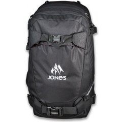 Рюкзак Jones - Higher 30 Black, 39 л (JNS BJ180102)