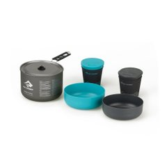 Набор посуды Sea To Summit - Alpha Cookset 2.1 Pacific Blue/Grey (STS APOTACKSET2.1)