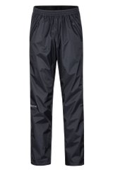 Штаны мужские Marmot - PreCip Eco Full Zip Pant, Black, р.S (MRT 41530.001-S)