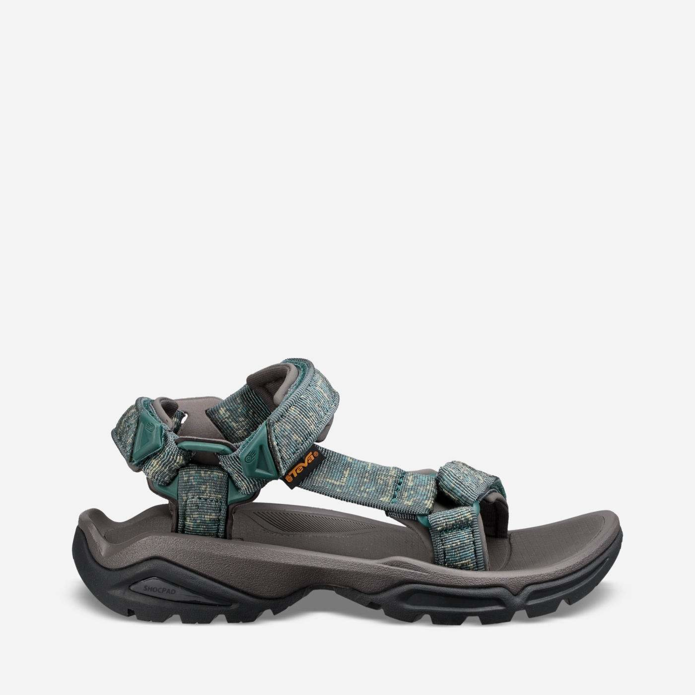 Сандалии женские Teva - Terra Fi 4 W's Rocio North Atlantic 41 (TVA 8785.737-10)
