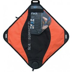 Емкость для воды Sea To Summit - Pack Tap Black/Orange, 10 л (STS APT10LT)
