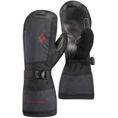 Варежки Black Diamond - W Mercury Mitts Black, р.L (BD 801123.BLAK-L)