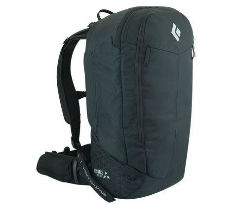 Рюкзак Black Diamond - Halo 28 Jetforce Pack Black, р.M/L (BD 681302.BLAK-ML)