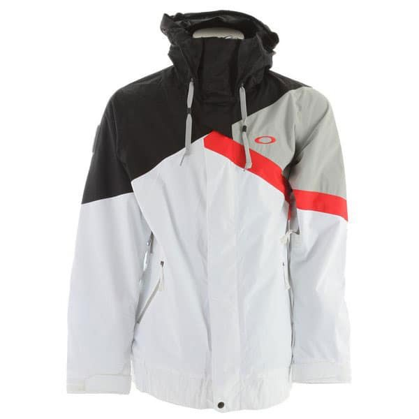 Куртка мужская Oakley - Ascertain Insulated Jacket White, р.M (OAK 411565I.100-M)