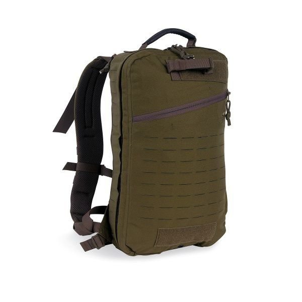 Медицинский рюкзак Tasmanian Tiger - Medic Assault Pack MC2 Olive (TT 7618.331)