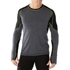 Термофутболка мужская Smartwool - PhD Light Long Sleeve Charcoal, р.L (SW 14013.003-L)