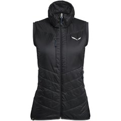 Жилет женский Salewa - Ortles Hybrid Tirolwool Celliant Wms Vest, черный, р.40/34 (013.002.7711)