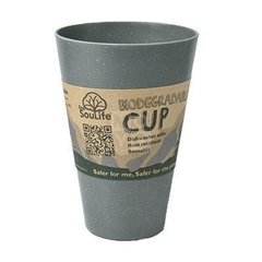 Стакан Eco SouLife Cup Charcoal, 0.443 л (ESL BW11-008-CHA)
