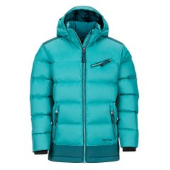 Куртка для девочки Marmot - Girl's Sling Shot Jacket Sea Breeze, L (MRT 76670.2524-L)